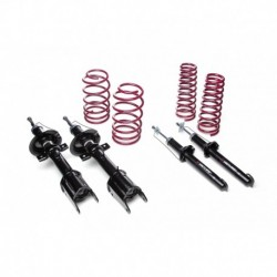 Seat Altea, Typ 5P, 1.6, 2.0 FSI, 1.9 TDI, 2.0 TDI, Dämpfer / strut 50 mm