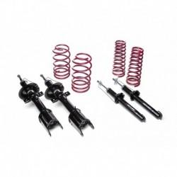 MB SLK, Typ R170, 200 + 230 Kompressor, VA bis / up to 845 kg